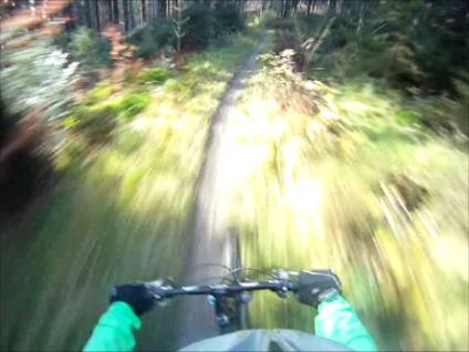 Mountainbike- Trailtour im Bayerischen Wald